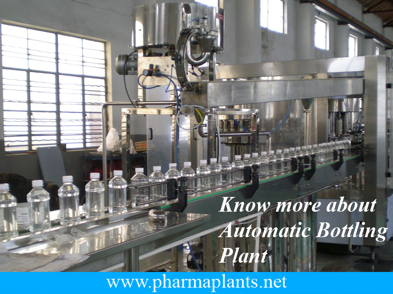 Bottling Process Plant, Bottling Making Plant, India