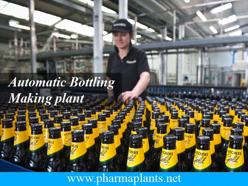 Automatic Bottling Plant Exporter, India