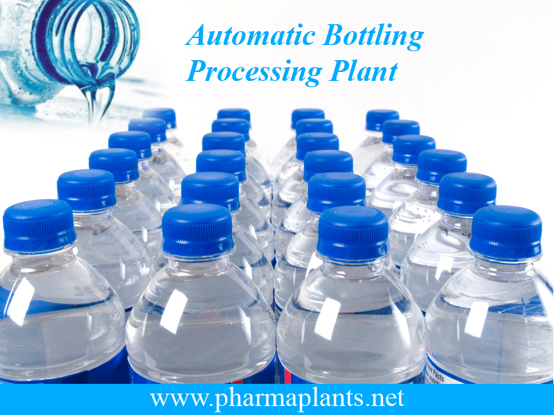 Automatic Bottling Making Machine